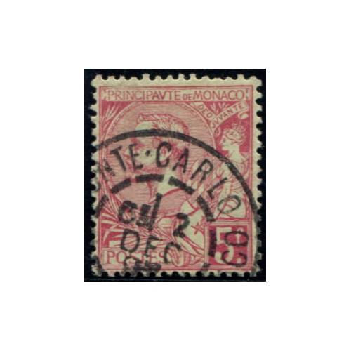Lot 5019 - Monaco - N°21 - Oblitéré Qualité TB