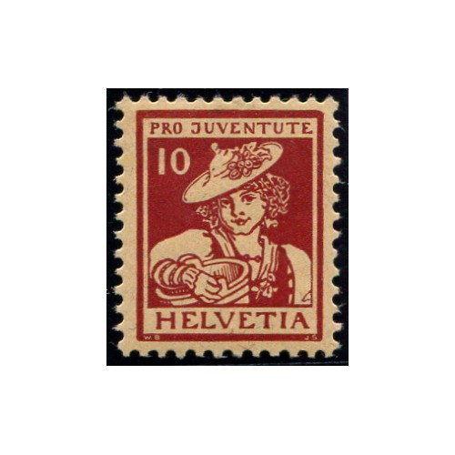 Lot 6706 - Suisse - N°153