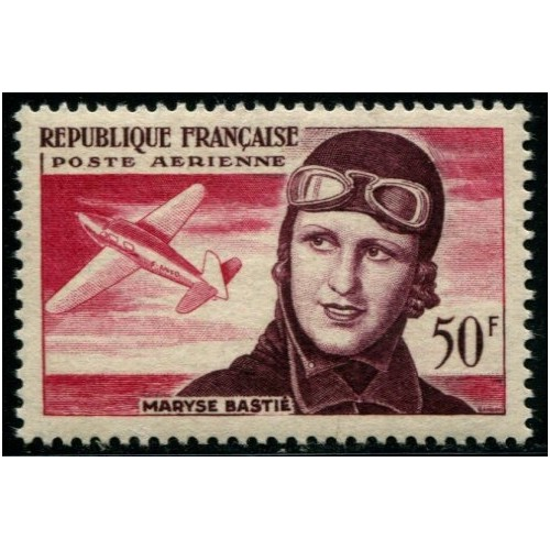 Poste Aérienne N°34