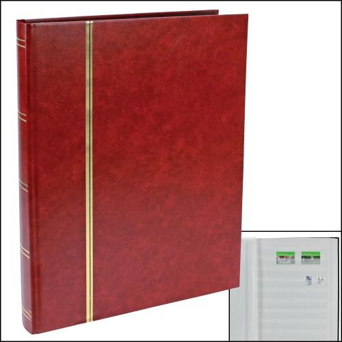 Classeur Grand Format - 32 pages - fond blanc