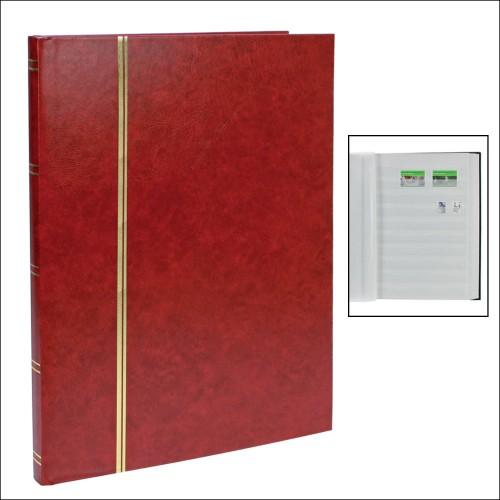 Classeur Grand Format - 16 pages - fond blanc