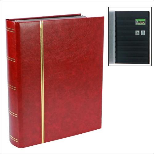 Classeur Grand Format - 64 pages - fond noir