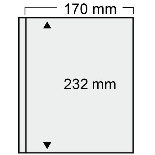 """Feuilles """"Compact"""" - Pour Livret - 1 Bloc"""
