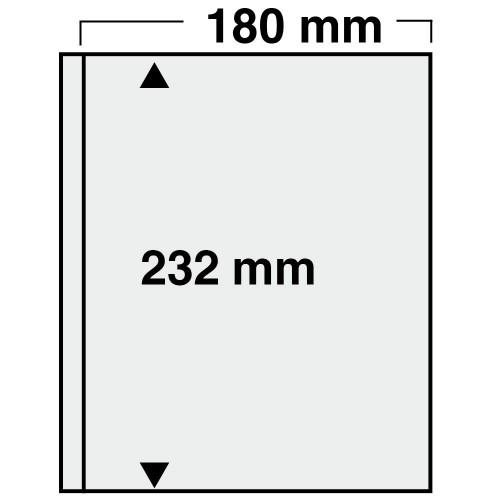 """Feuilles """"Compact"""" - Pour Carnets - 1 Bloc"""