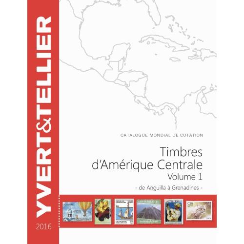 Timbres d'Amérique Centrale - 2016 - A à Grenadines