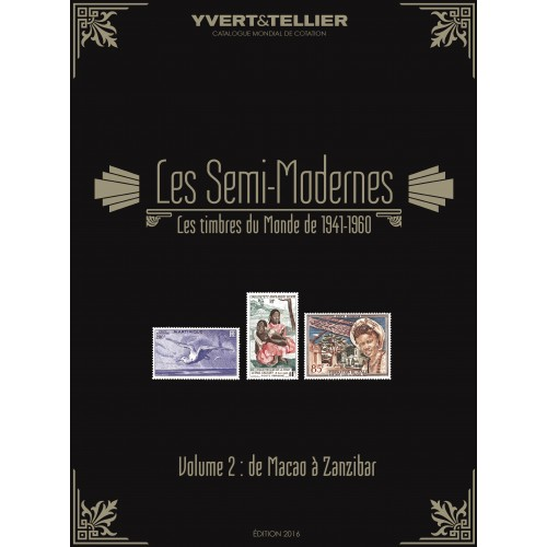 Semi Modernes 2016 - Volume 2 - 1941/1960