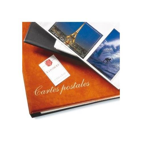 Album Cartes Postales Luxe : La Reliure