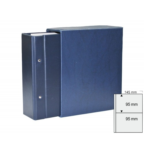 Reliure Compact Standard + 20 f. 7869 + intercalaires sable