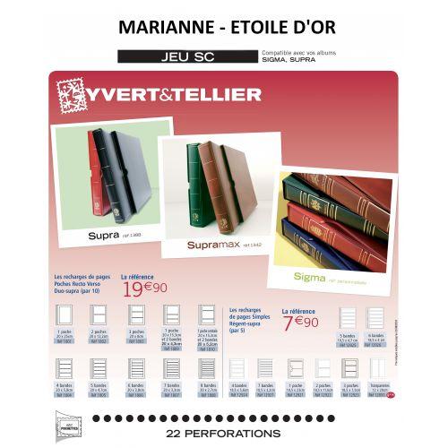 Jeux SC Marianne Etoile d'or