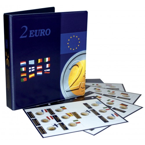 Album 2€ commémoratifs - Marini