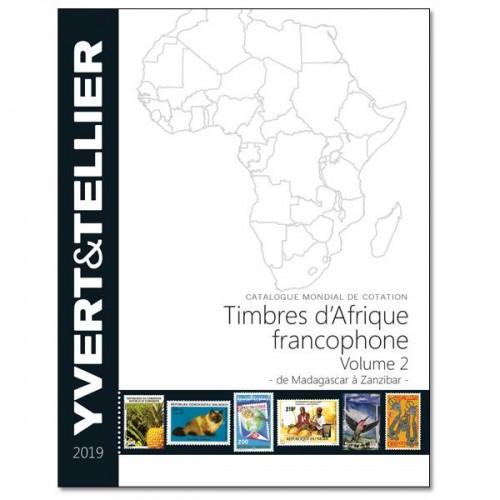 AFRIQUE Francophone Volume 2 - 2018