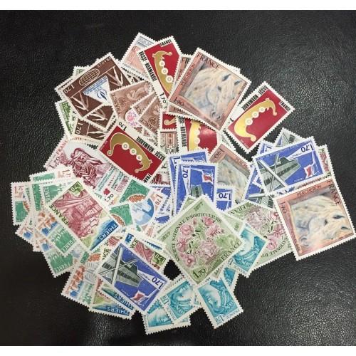 Lot de faciale 100 timbres à 1,70 Francs pour Affranchissement