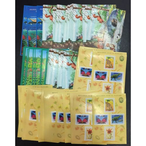 Lot de faciale 100 blocs de 2,02€ (202€)