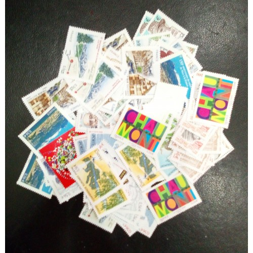 Lot de faciale 100 timbres de 0,56€ (56€)