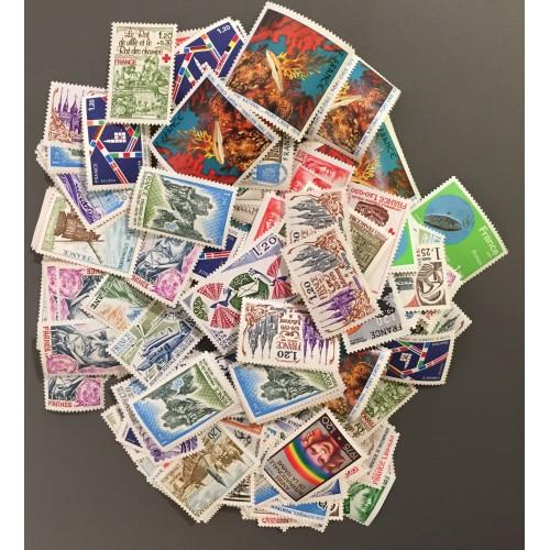 Lot de faciale 300 timbres à 1,20 Francs