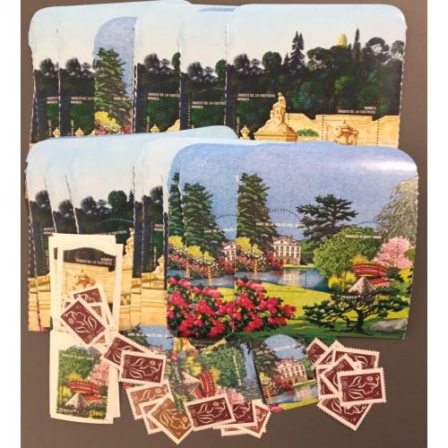 Lot de faciale 26 timbres de 1,98€ (203,94€)