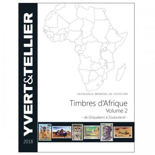 AFRIQUE Volume 2 - 2018