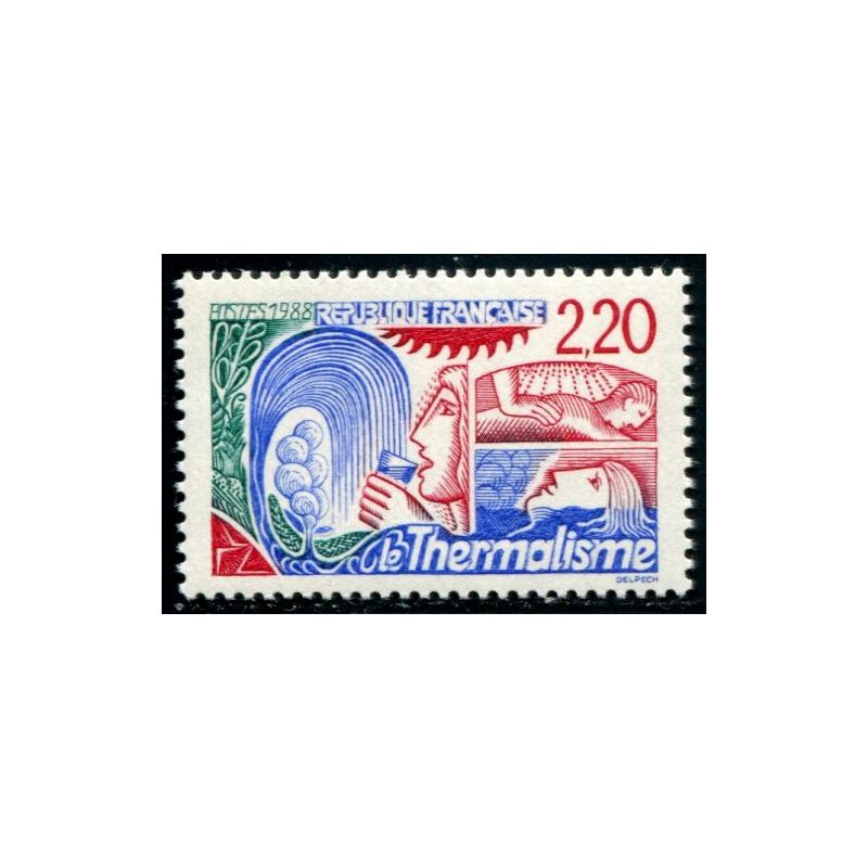 Lot A1343 - N°2256a