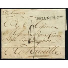 Lettres Anciennes de France (lot 8066 à 8091)