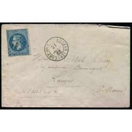 Lettres d'Armées (lot 8142)