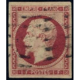 Second Empire N°11 au N°18