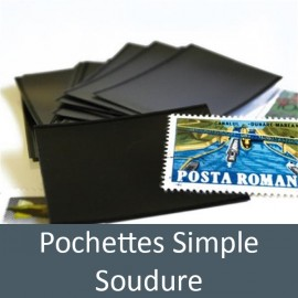 Pochettes Simple Soudure